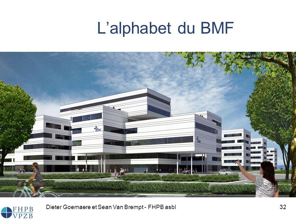 Dieter Goemaere et Sean Van Brempt - FHPB asbl32 Lalphabet du BMF