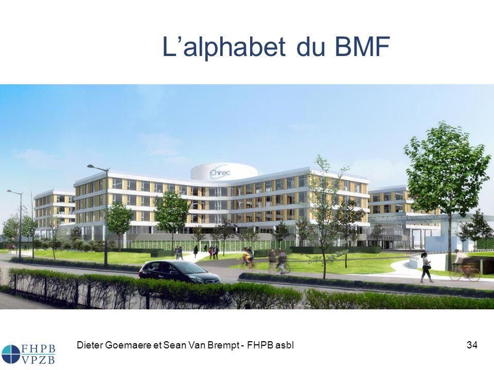 Dieter Goemaere et Sean Van Brempt - FHPB asbl34 Lalphabet du BMF