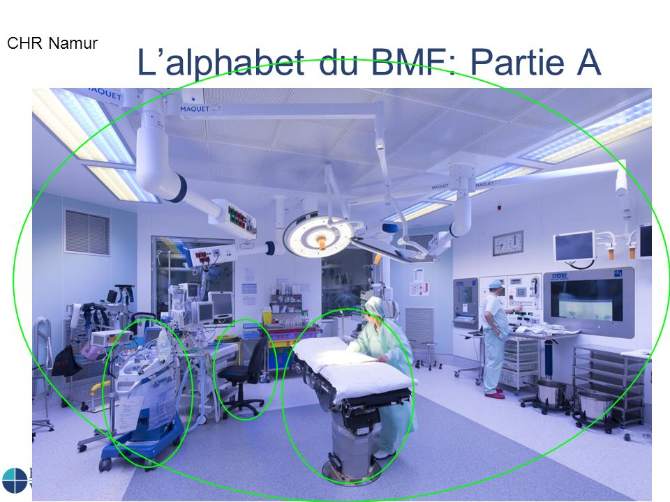 Dieter Goemaere et Sean Van Brempt - FHPB asbl36 Lalphabet du BMF: Partie A CHR Namur