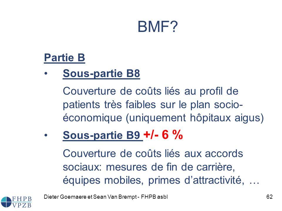 Dieter Goemaere et Sean Van Brempt - FHPB asbl62 BMF.