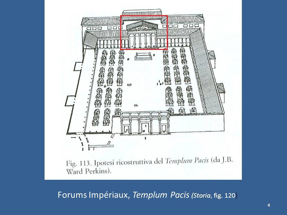 25 Rome, Panthéon, avant 123 apr. J.-C.