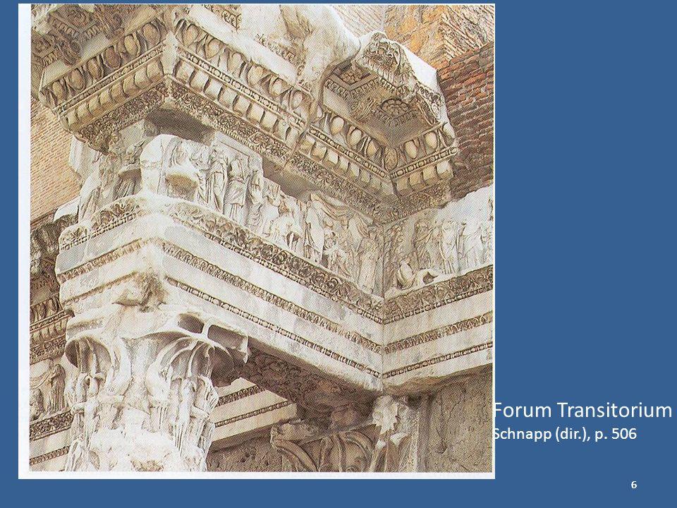 27 Rome, Panthéon, avant 123 apr. J.-C.