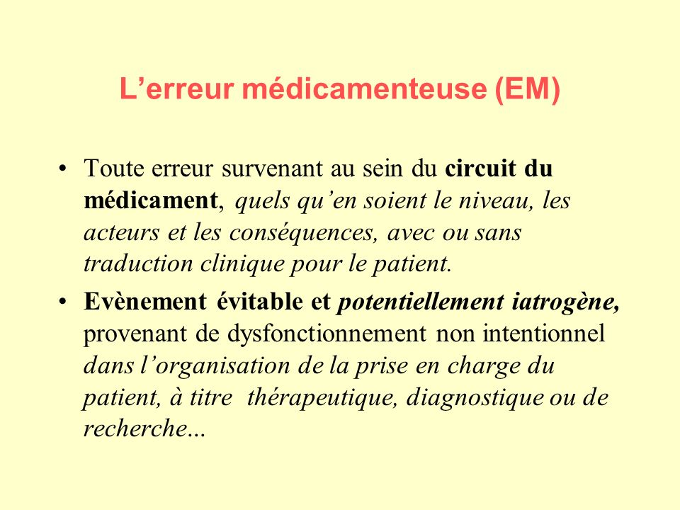 Analyse du scénario n°1 Med.
