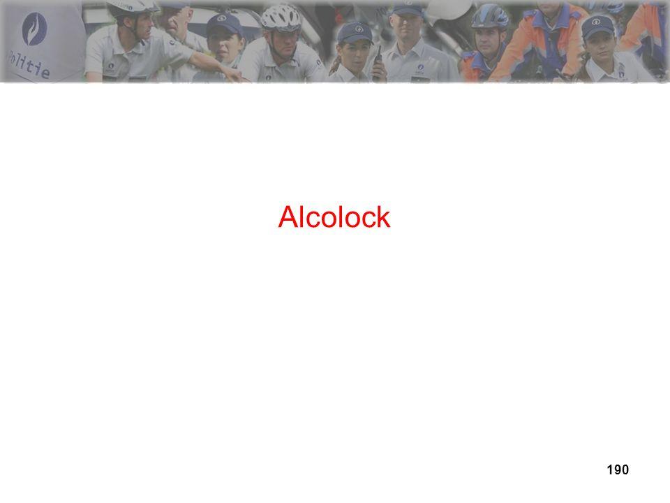 190 Alcolock
