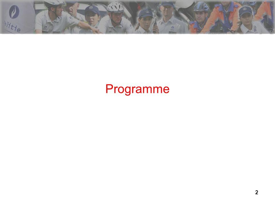 2 Programme