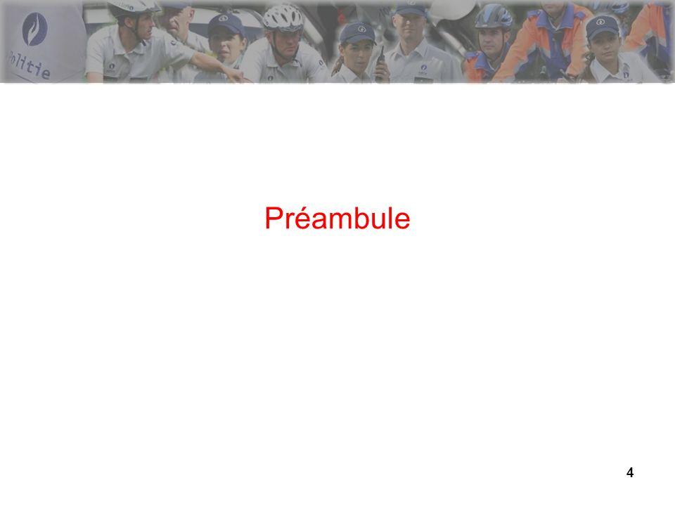 4 Préambule