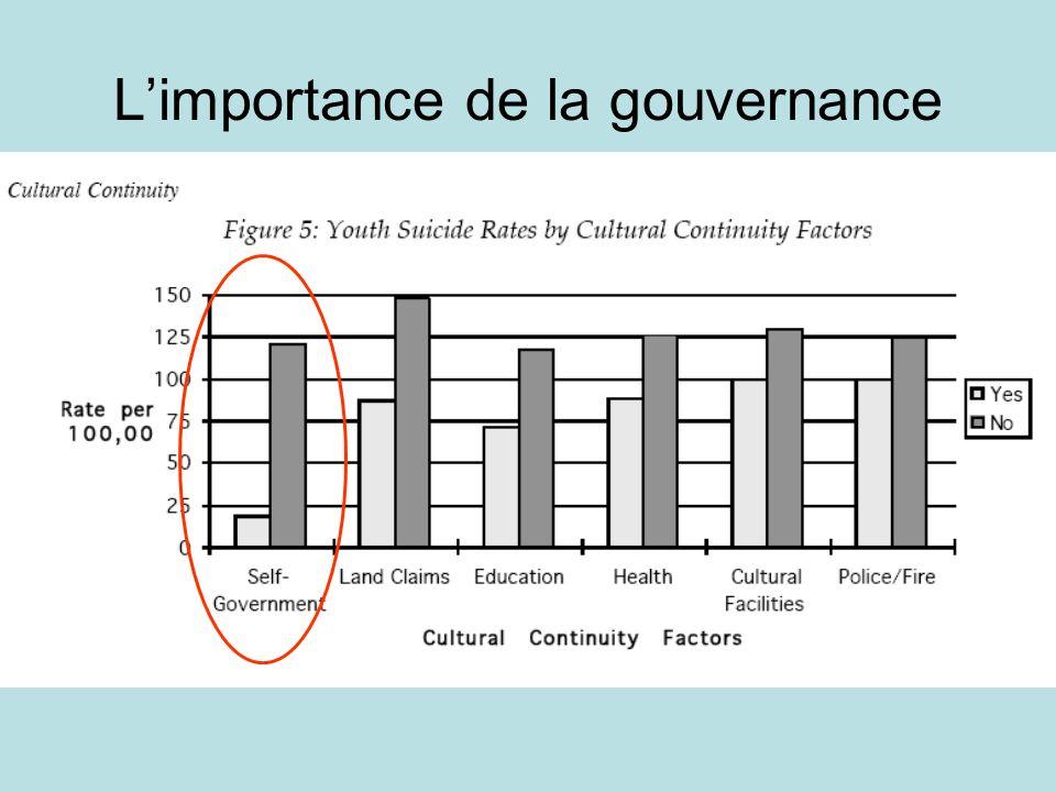 Limportance de la gouvernance