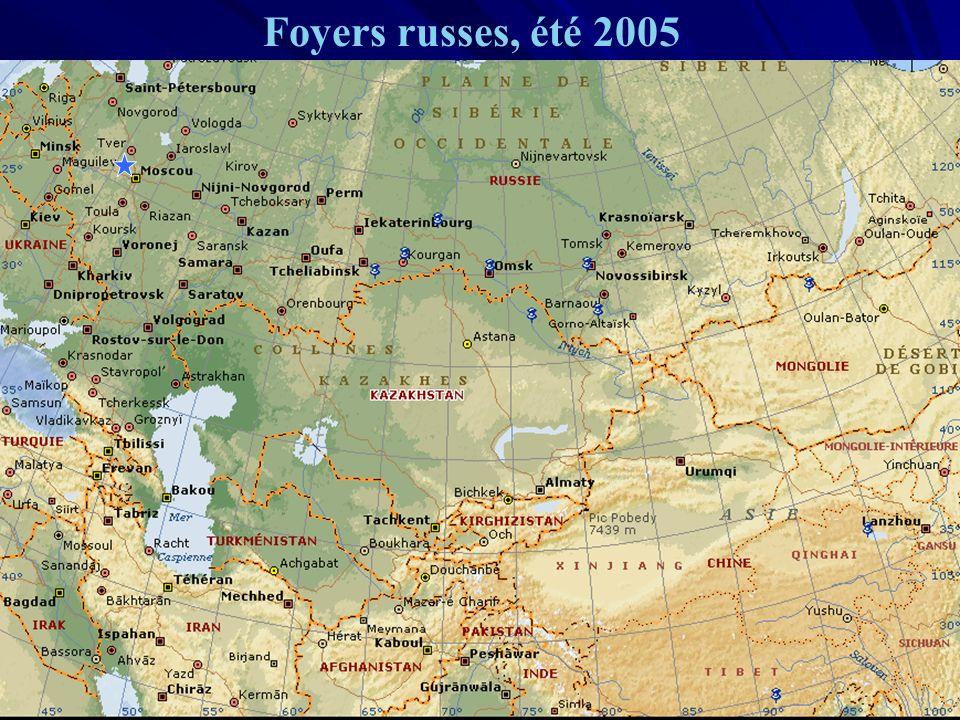 URML Ile-de-France 41 Foyers russes, été 2005
