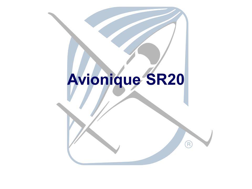 Avionique SR20