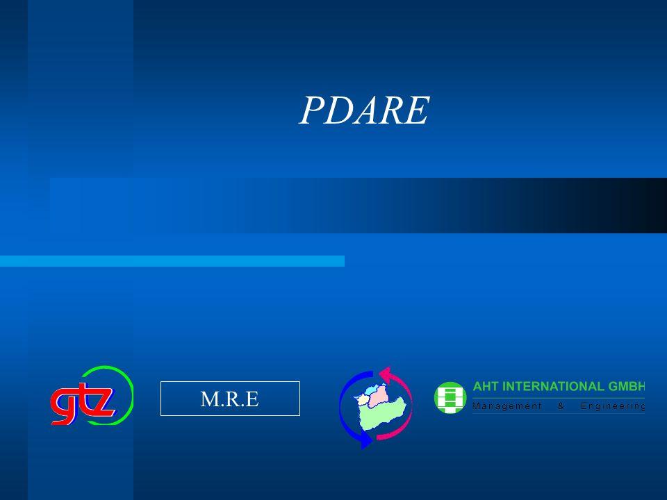 PDARE M.R.E