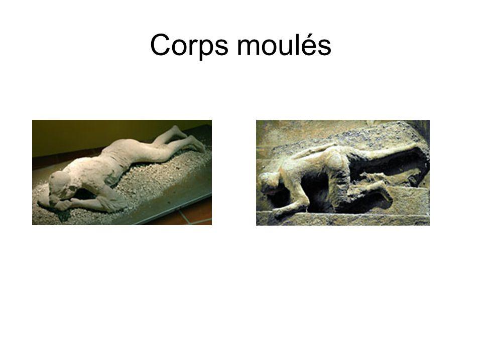 Corps moulés