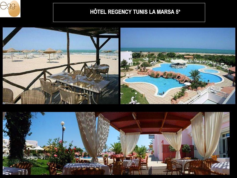 Au Regency Tunis Hotel vous êtes invité à un véritable voyage culinaire à travers le monde.