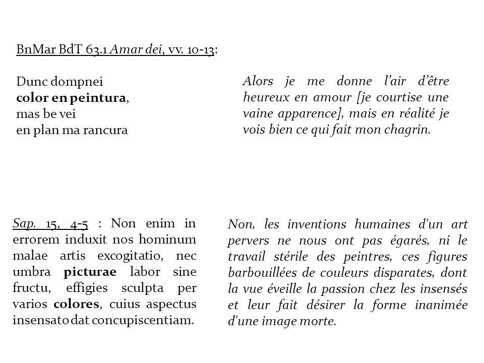 GlPoi BdT 183.2 Ben vueill que sapchon li pluzor, vv.