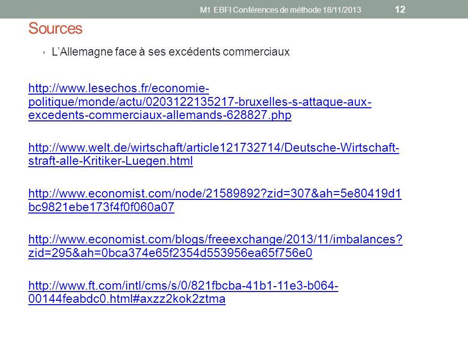 Sources LAllemagne face à ses excédents commerciaux http://www.lesechos.fr/economie- politique/monde/actu/0203122135217-bruxelles-s-attaque-aux- exced