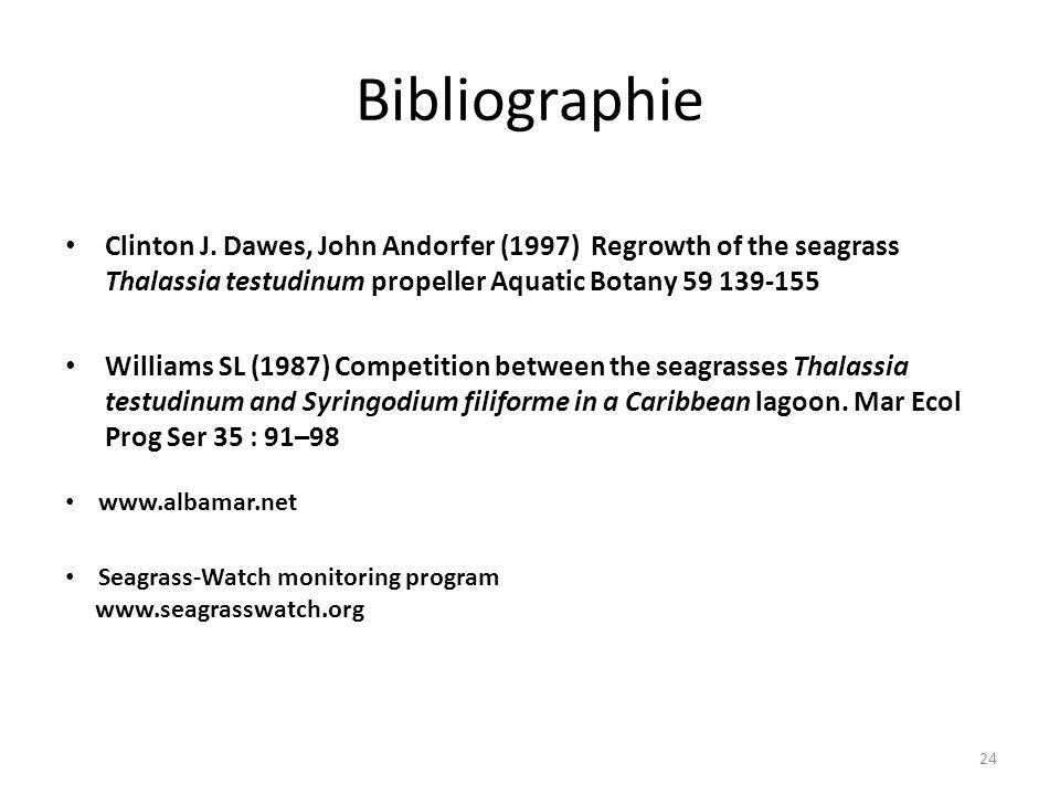 Bibliographie Clinton J.