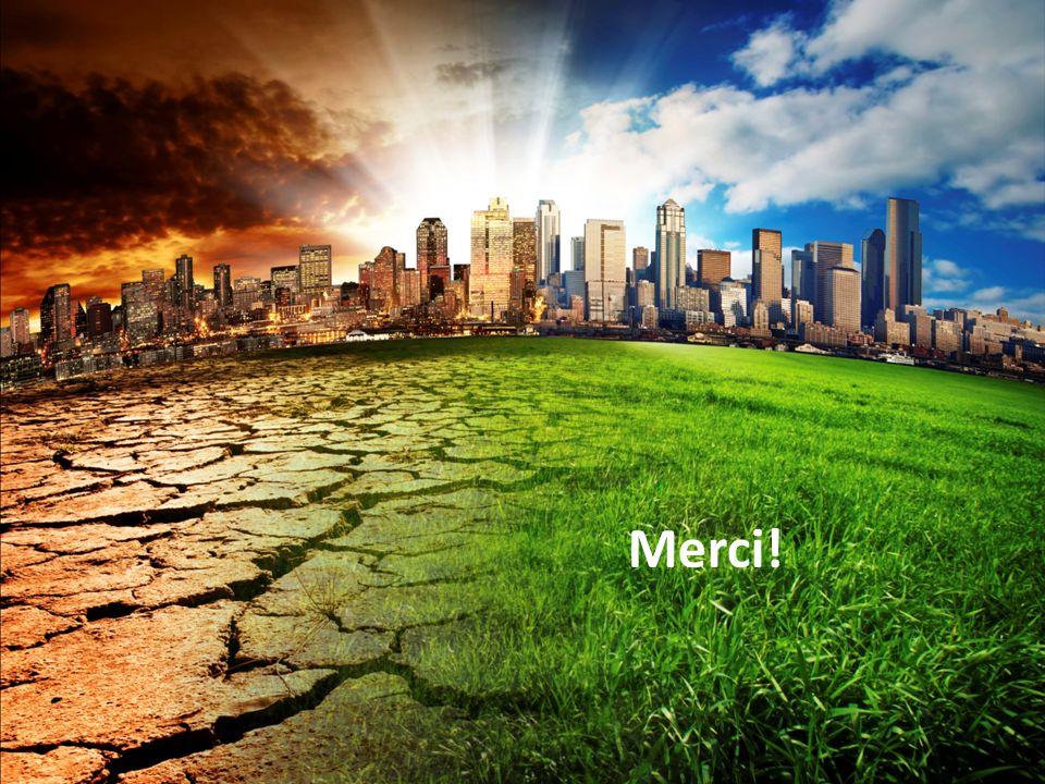 Une ville verte est une ville en santé Pierre Gosselin MD MPH Merci!