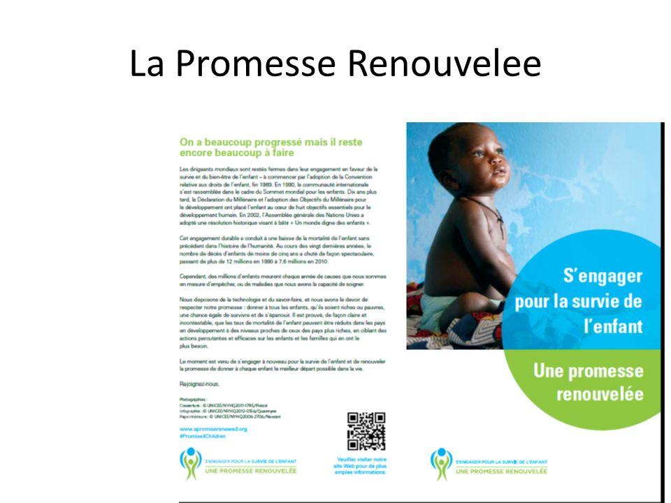 La Promesse Renouvelee