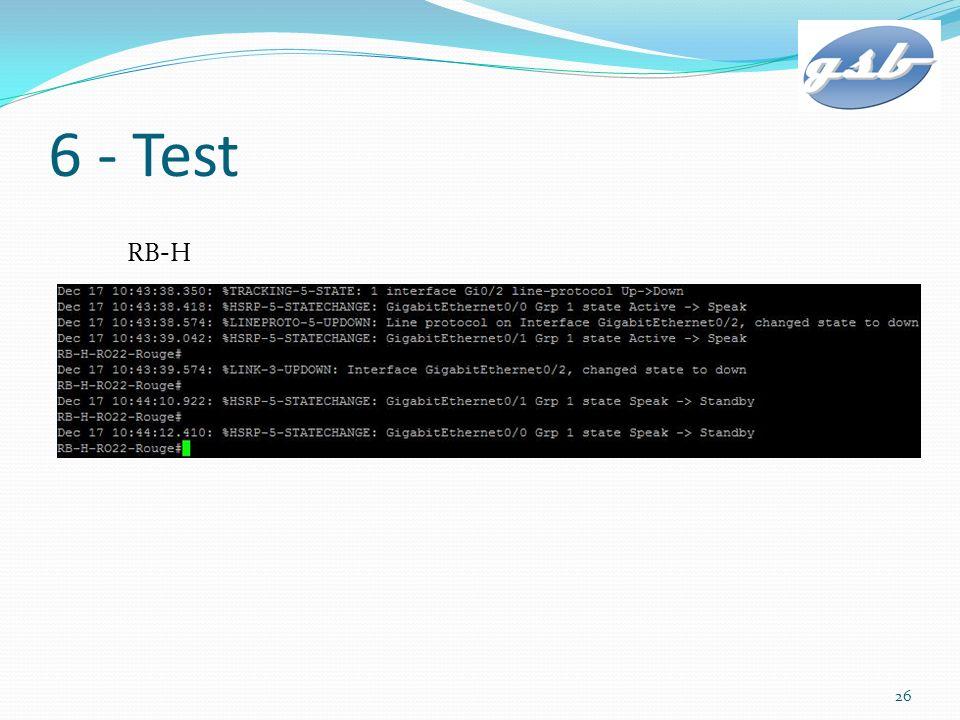 6 - Test 27 RB-B