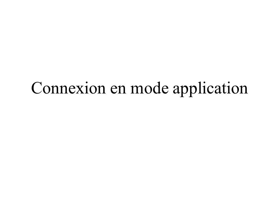 Bases de données - Yann Loyer12 Corps de lapplication Cette partie contient le corps du programme ProC.