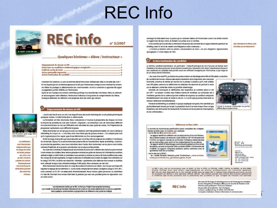 REC Info