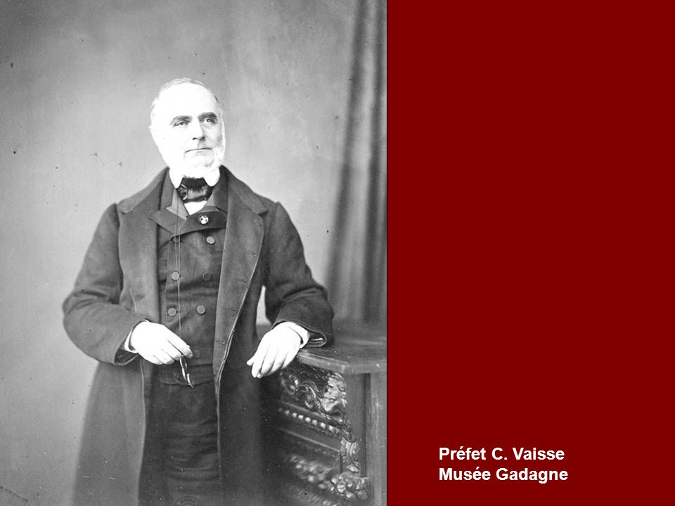 Préfet C. Vaisse Musée Gadagne