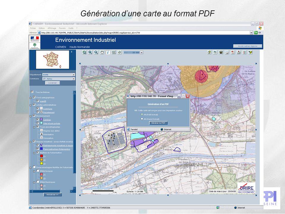 47 Génération dune carte au format PDF