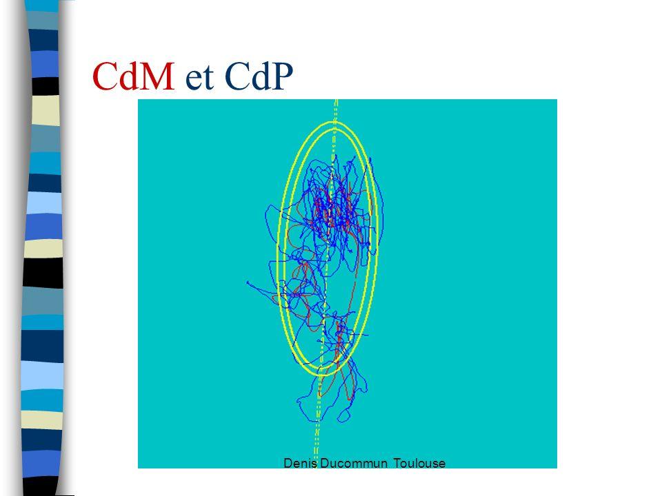 CdM et CdP Denis Ducommun Toulouse