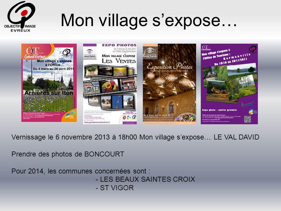 Mon village sexpose…