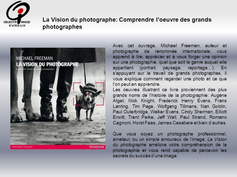 Michael Freeman est un photographe à la réputation internationale, auteur de plusieurs best-sellers.