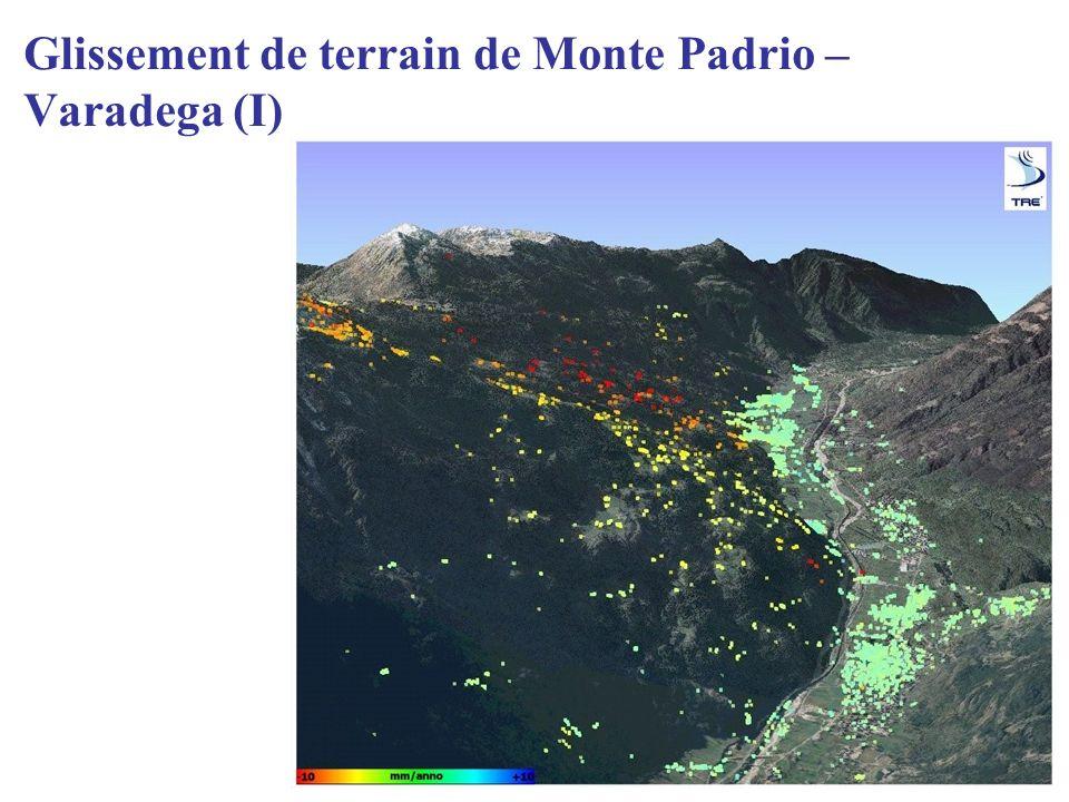 Glissement de terrain de Monte Padrio – Varadega (I)