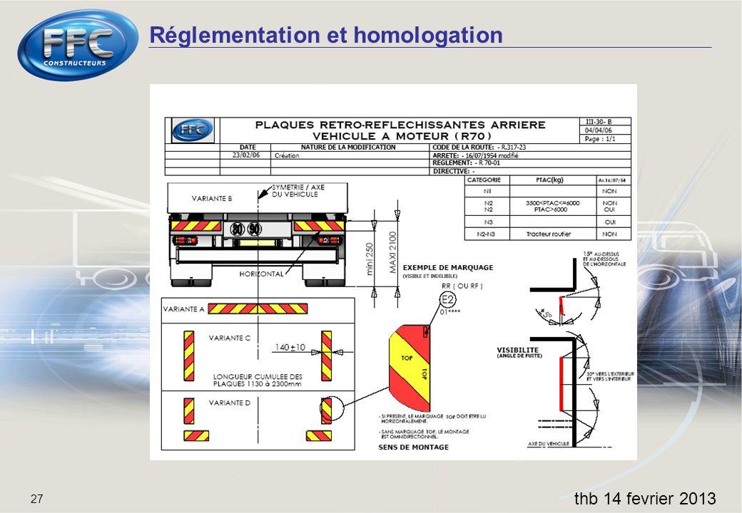 Réglementation et homologation thb 14 fevrier 2013 27