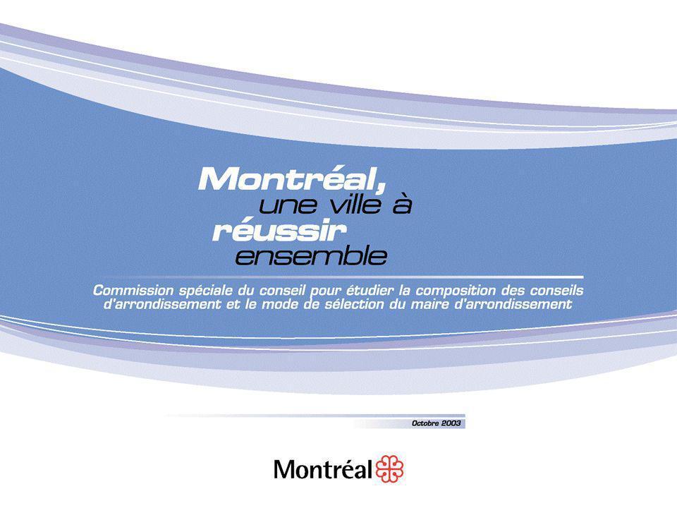 Cadre électoral Projet de présentation(Version 2 – 27.10.03)