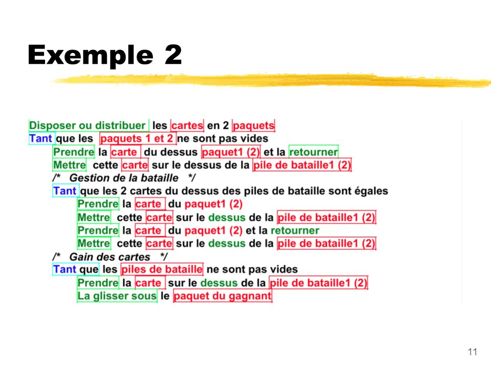 11 Exemple 2