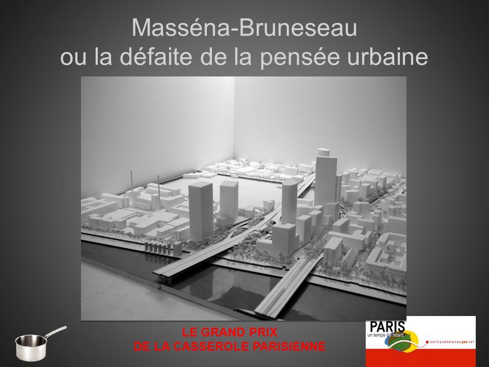 Mini-tours de logements, maxi-tours de bureaux LE GRAND PRIX DE LA CASSEROLE PARISIENNE