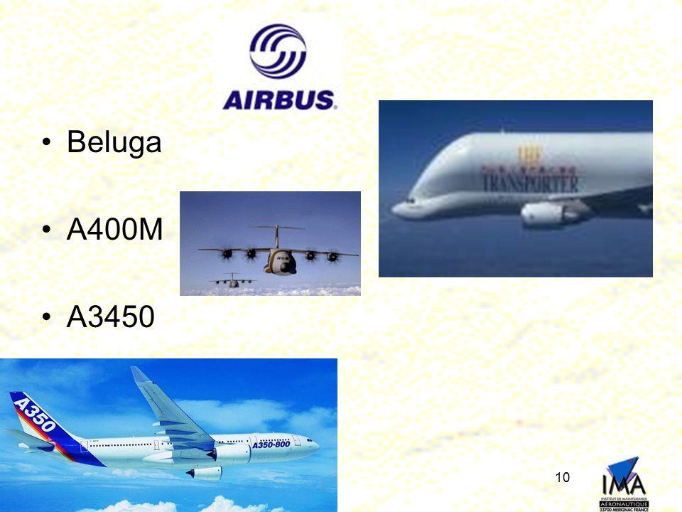 10 Beluga A400M A3450
