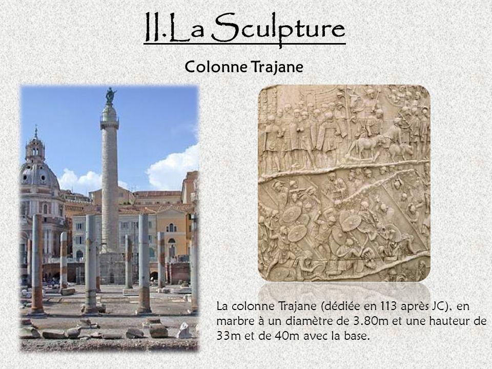 II. La Sculpture Recherche de la réalité dans ce buste de Vespasien Statue équestre de Marc Aurèle