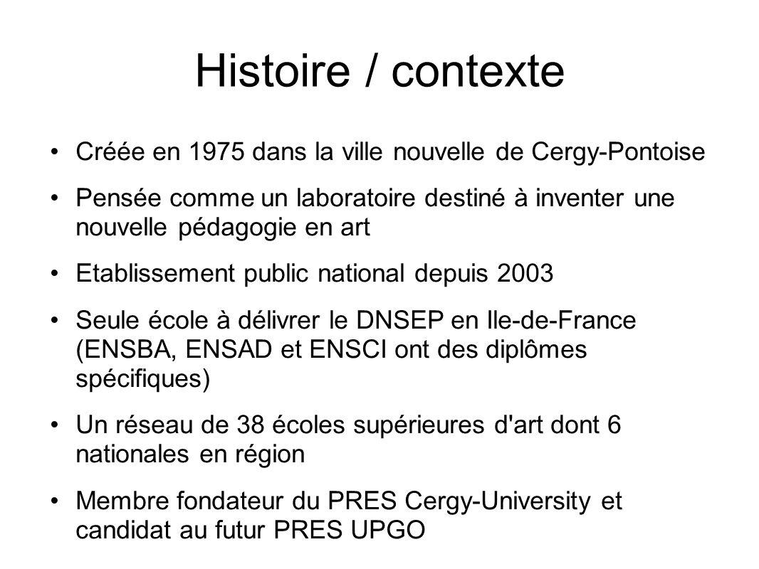 Quelques exemples de parcours Jean-Michel Othoniel http://www.centrepompidou.fr/Pompidou/Manifs.nsf/0/9683E6A6EB3C14C5C12577E5003937D3 http://www.aurousseauarchitecte.fr/images%20r%E9f%E9rences/noctambules/noc1.jpg Erwan Bouroullec http://www.bouroullec.com/ http://www.centrepompidou-metz.fr/ronan-erwan-bouroullec-bivouac Michel Hazanavicius http://www.festival-cannes.com/fr/archives/ficheFilm/id/11169584.html Loris Gréaud http://www.palaisdetokyo.com/fo3/low/programme/index.php?page=nav.inc.php&id_eve=1940&prog=35 Valérie Mrejen http://www.jeudepaume.org/index.php?page=article&idArt=532&lieu=1 Jean-Charles Hue http://www.capricci.fr/fiche.php?id_film=120&page=dis