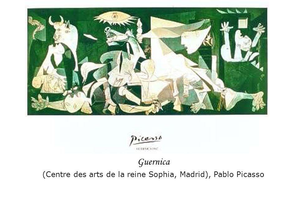 Guernica (Centre des arts de la reine Sophia, Madrid), Pablo Picasso