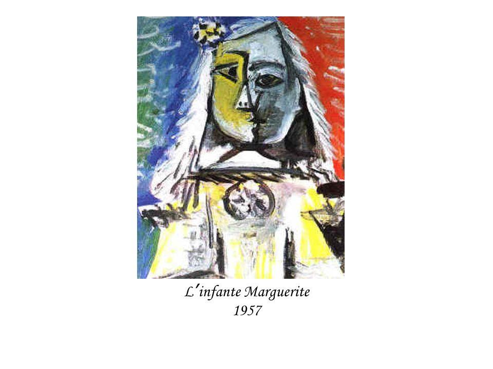 L infante Marguerite 1957
