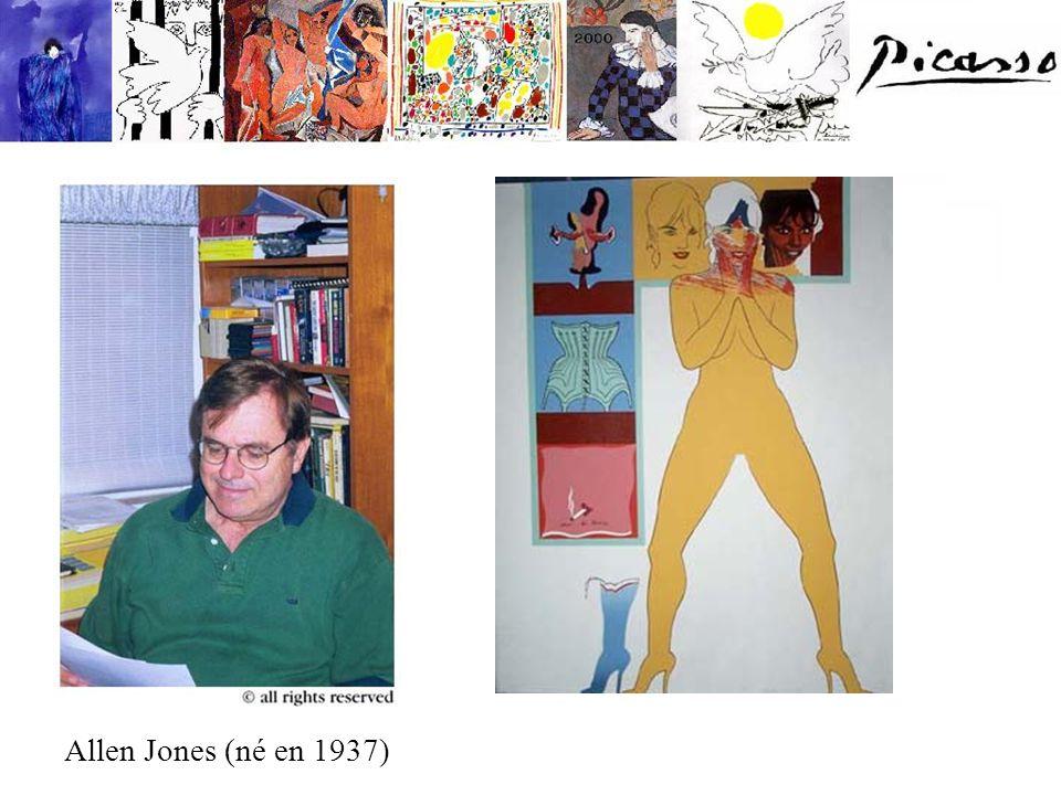 Allen Jones (né en 1937)