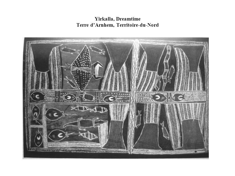 Yirkalla, Dreamtime Terre dArnhem, Territoire-du-Nord