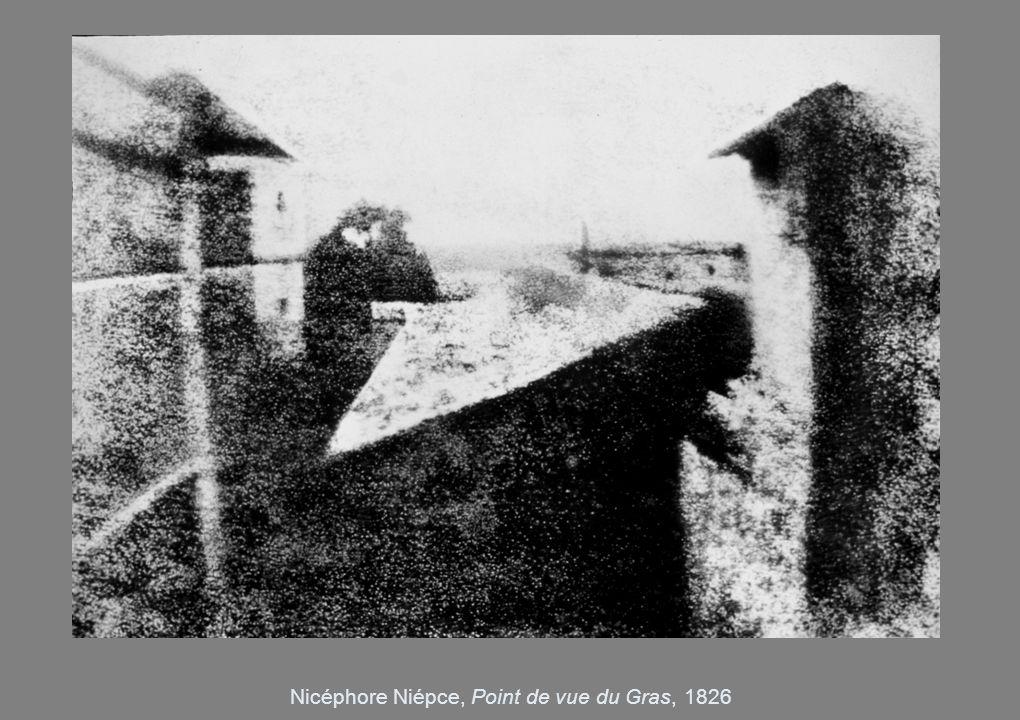 Nicéphore Niépce, Point de vue du Gras, 1826