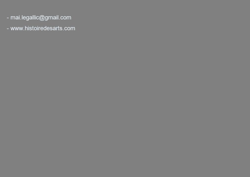Présentation (et méthodologie) 1.Les fondements du XIXe : une révolution attendue 2.Des éléments précurseurs 3.Arts and Crafts : lArt total 4.Art Nouveau 5.1900-1914 : le tournant du siècle Conclusion (1914-1945)