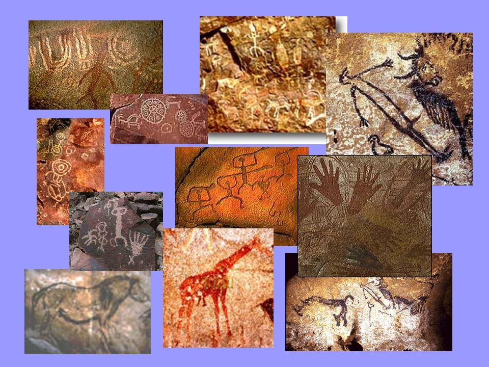 Il a peint,sculpté, gravé, et dessiné des signes préhistoriques.