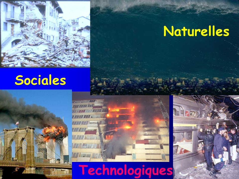 Technologiques Sociales Naturelles