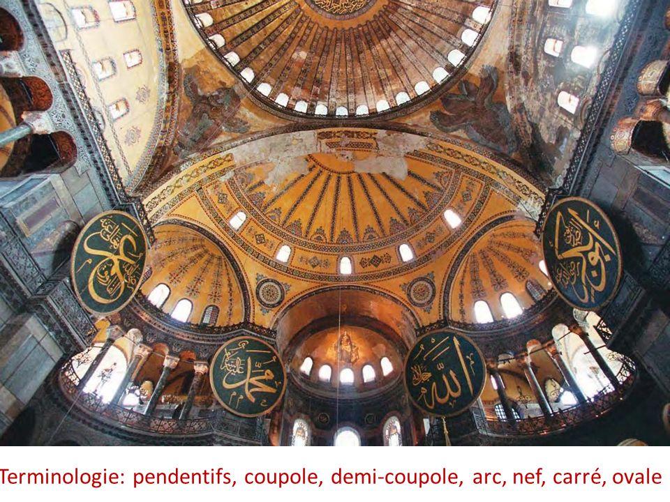 Iconoclasme (726-843), empereurs iconoclastes et moines iconophiles Le développement de la peinture religieuse byzantine est gravement atteint.