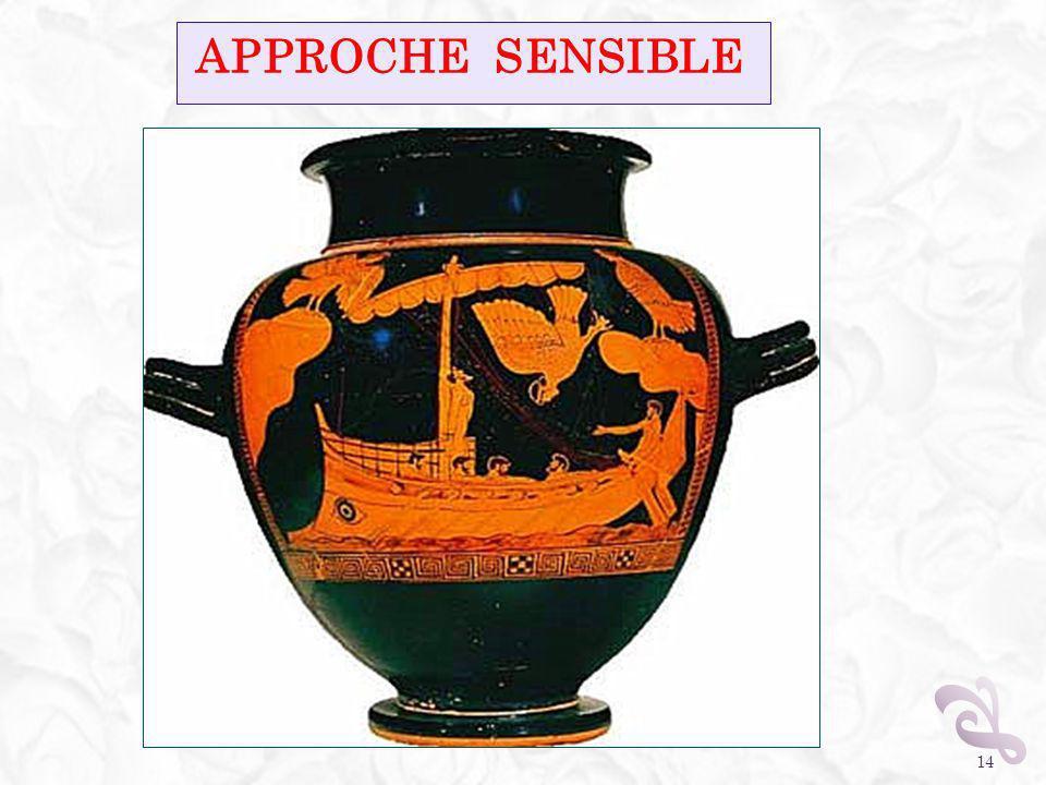 APPROCHE SENSIBLE 14