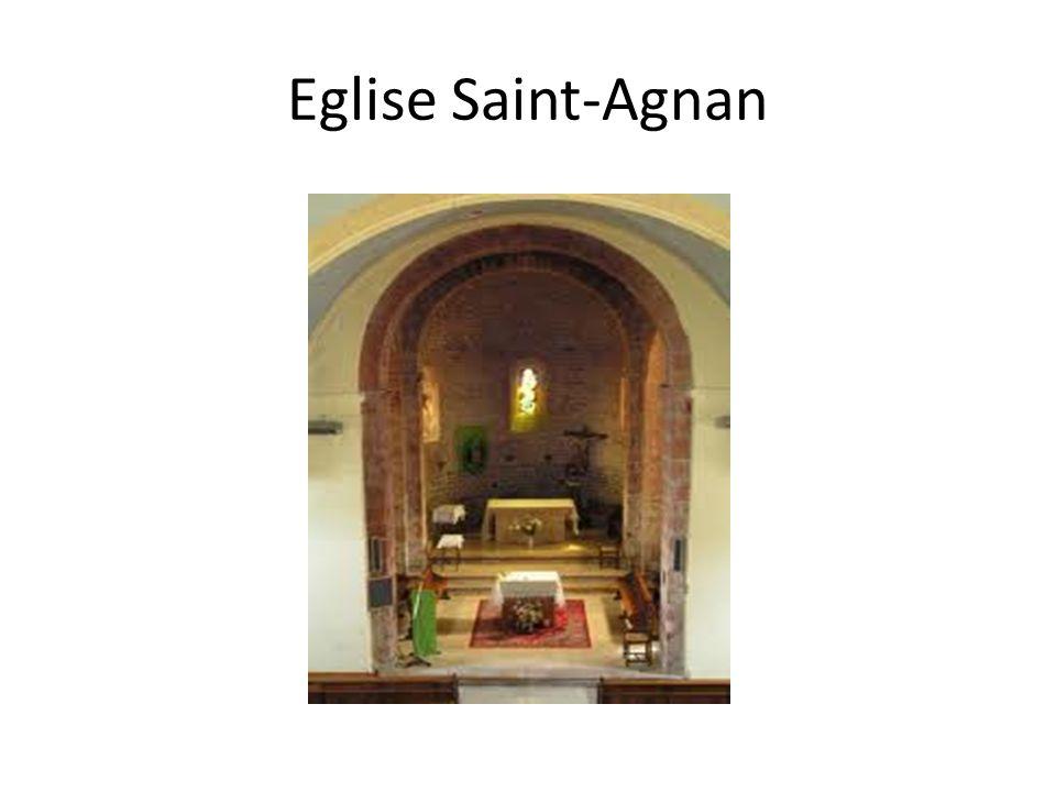 Eglise Saint-Agnan