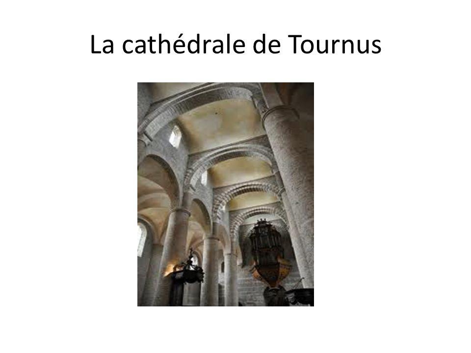 La cathédrale de Tournus