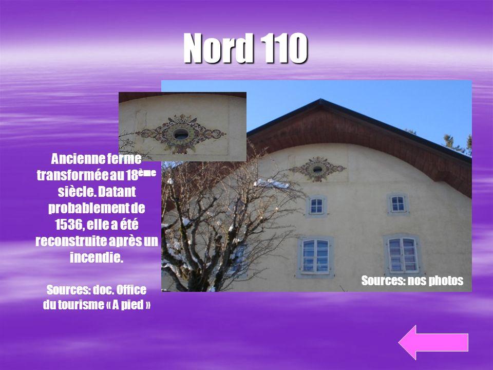 Doubs 137 Immeuble construit en 1893 dont la cage descalier est dinspiration naturaliste. Sources: doc. Office du tourisme « A pied » Sources: nos pho